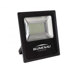Refletor LED Slim 50W Luz Decorativa Verde Bivolt - BLUMENAU