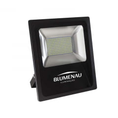 REFLETOR LED SLIM ALUMINIO BLUMENAU 150W- BLUMENAU
