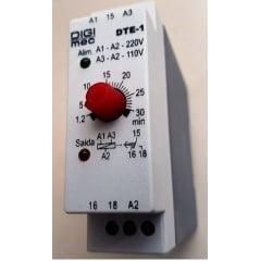 Temporizador cíclicos multiescala DTC-1 30minutos- DIGIMEC