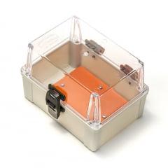 Quadrado Plástico Transparente- SCHUHMACHER