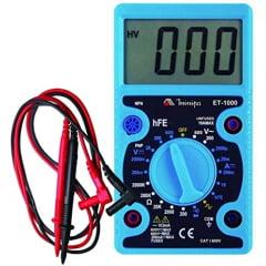 Multímetro Digital 3 1/2 Dígitos - MINIPA-ET-1000