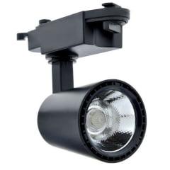 Spot LED para Trilho 7W Branco Frio Bivolt Preto Andeli