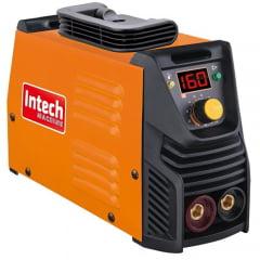 Máquina Inversora de Solda MMA + TIG 160A com Acessórios - INTECH MACHINE-SMI160