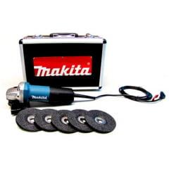 Esmerilhadeira Angular 4.1/2 Pol. 840W - MAKITA-9557HPGX2