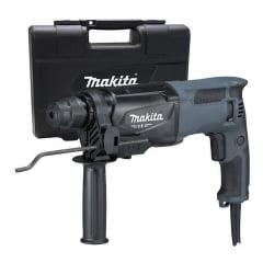 Martelete Rotativo 22mm 710W com Maleta - MAKITA-M8700G